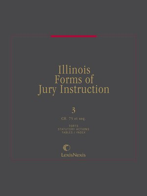 Jury Instructions OverDrive Rakuten OverDrive EBooks Impressive Illinois Pattern Jury Instructions Civil