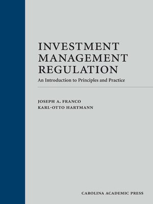 cover image of Investment Management Regulation