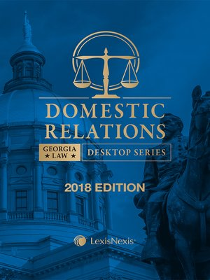 cover image of Georgia Domestic Relations Law