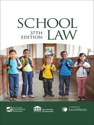 cover image of School Law