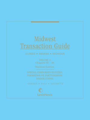 cover image of Midwest Transaction Guide
