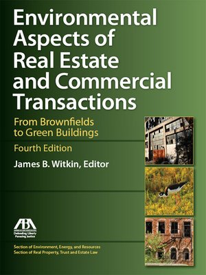 Environmental aspects of real estate and commercial transactions by cover image fandeluxe Images