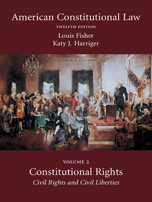 cover image of American Constitutional Law