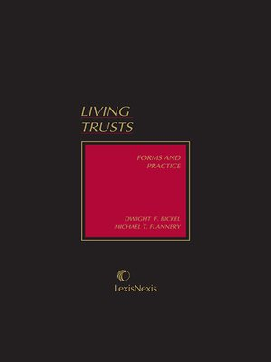 cover image of Living Trusts