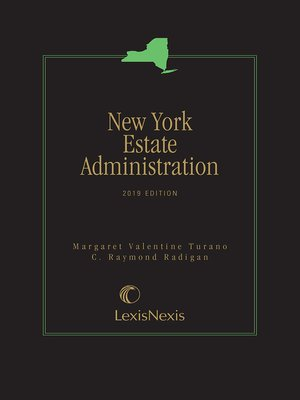 cover image of New York Estate Administration