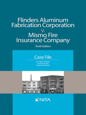 cover image of Flinders Aluminum Fabrication Company v. Mismo Fire Insurance Company