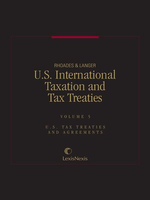 International Taxation Book