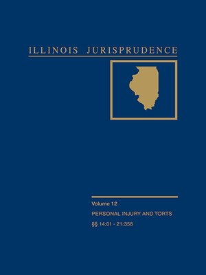 cover image of Illinois Jurisprudence