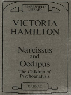 cover image of Narcissus and Oedipus