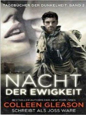cover image of Nacht der Ewigkeit