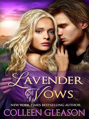 cover image of Lavender Vows