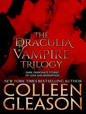 cover image of The Draculia Vampire Triology