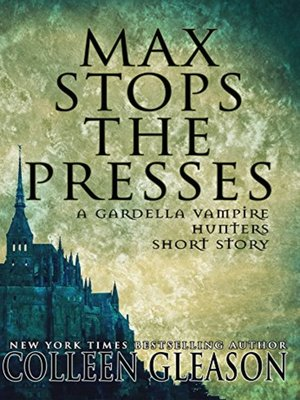 cover image of Max Stops the Presses