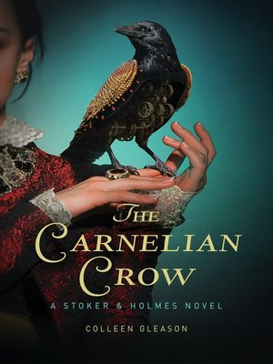 cover image of The Carnelian Crow