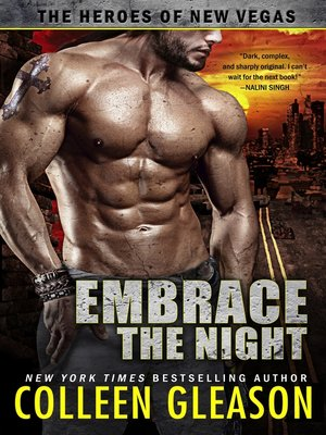 cover image of Embrace the Night
