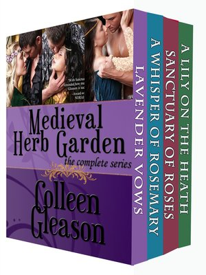 cover image of Medieval Herb Garden Collection