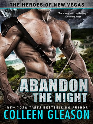 cover image of Abandon the Night