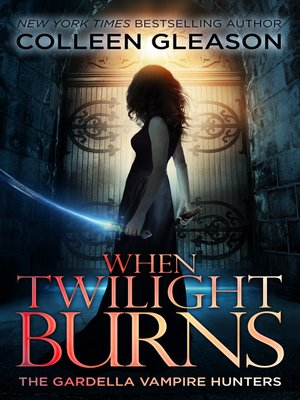 cover image of When Twilight Burns