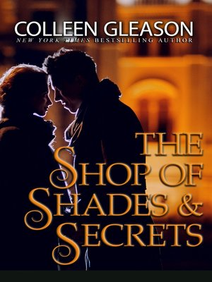 cover image of The Shop of Shades and Secrets
