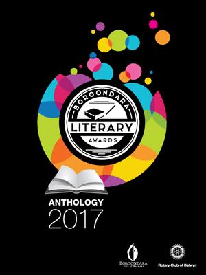 cover image of Boroondara Literary Awards anthology 2017