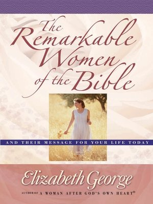 cover image of The Remarkable Women of the Bible
