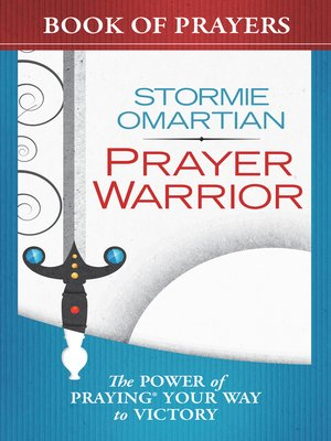 cover image of Prayer Warrior Book of Prayers