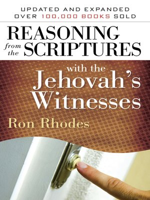 cover image of Reasoning from the Scriptures with the Jehovah's Witnesses