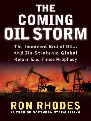 cover image of The Coming Oil Storm