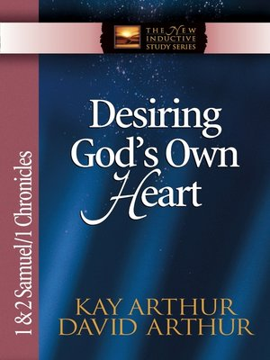 cover image of Desiring God's Own Heart