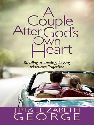 cover image of A Couple After God's Own Heart