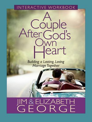 cover image of A Couple After God's Own Heart Interactive Workbook