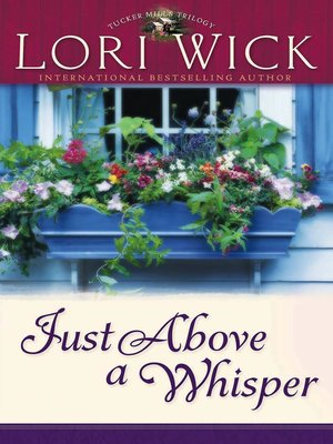 cover image of Just Above a Whisper