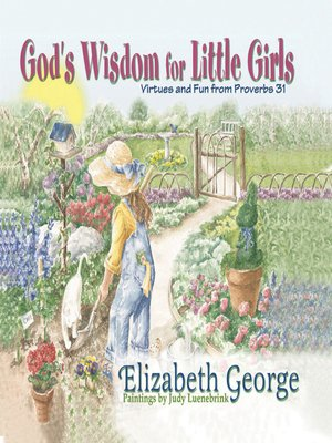 cover image of God's Wisdom for Little Girls