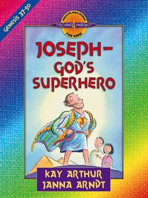 cover image of Joseph—God's Superhero