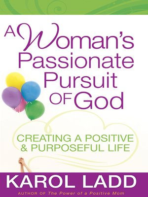 cover image of A Woman's Passionate Pursuit of God