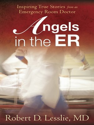 cover image of Angels in the ER
