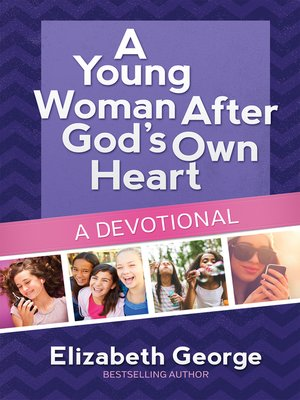 cover image of A Young Woman After God's Own Heart--A Devotional