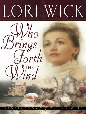 cover image of Who Brings Forth the Wind