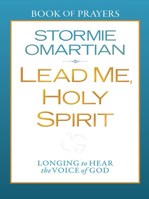 cover image of Lead Me, Holy Spirit Book of Prayers