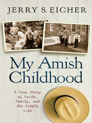 cover image of My Amish Childhood
