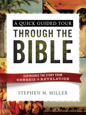 cover image of A Quick Guided Tour Through the Bible
