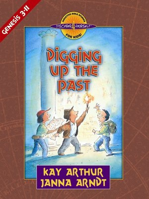 cover image of Digging Up the Past