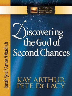cover image of Discovering the God of Second Chances