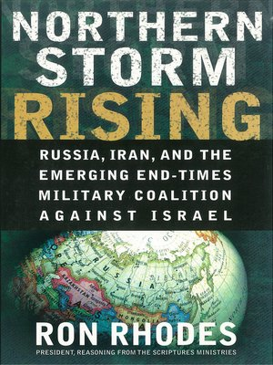 cover image of Northern Storm Rising