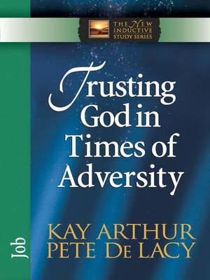 cover image of Trusting God in Times of Adversity