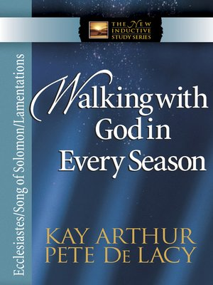 cover image of Walking with God in Every Season