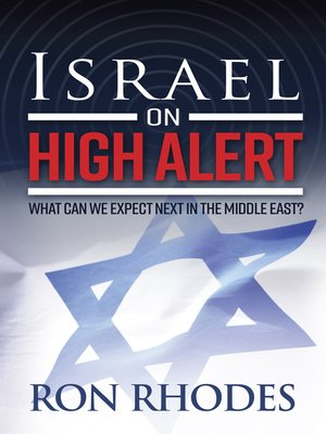 cover image of Israel on High Alert