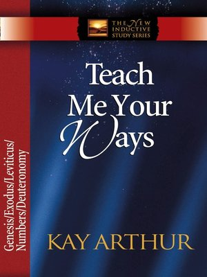 cover image of Teach Me Your Ways