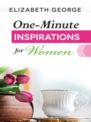 cover image of One-Minute Inspirations for Women