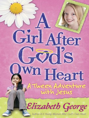 cover image of A Girl After God's Own Heart